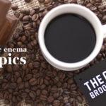 コーヒーエネマのトピックス